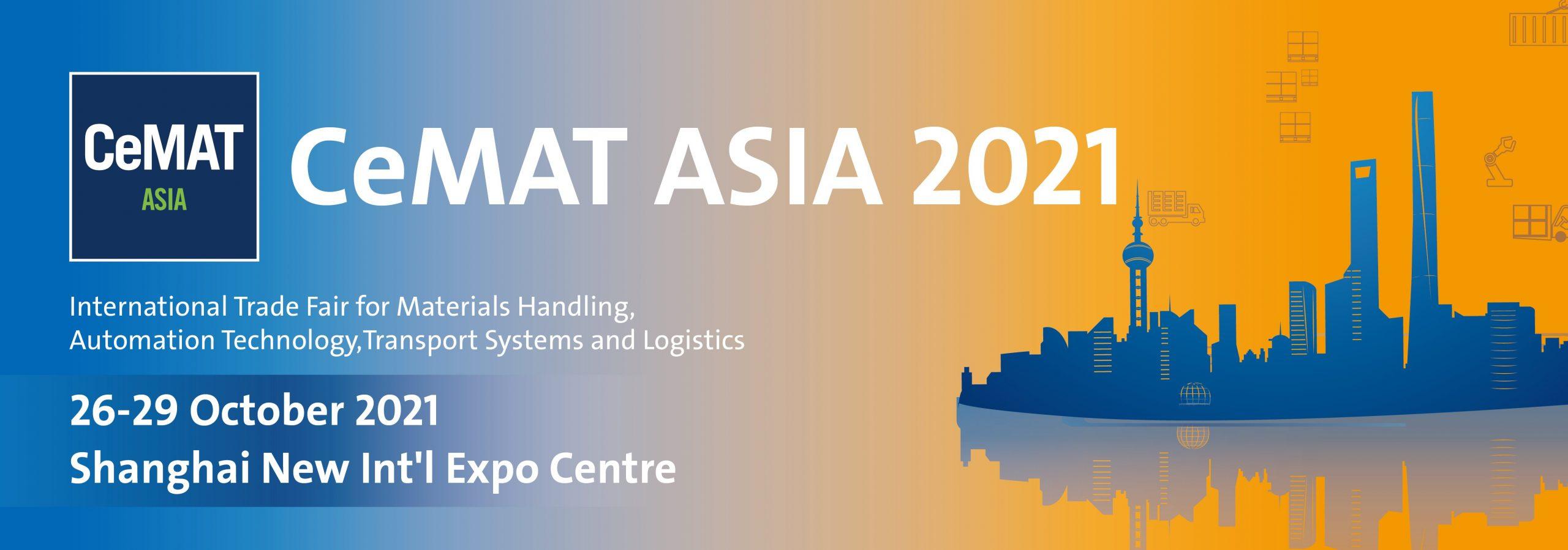 CeMAT Asia 2021
